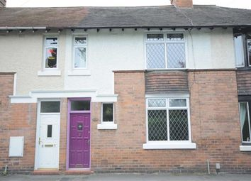 Thumbnail 2 bed terraced house to rent in Field Terrace, Stone