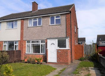 Thumbnail 3 bedroom semi-detached house for sale in Grange Drive, Melton Mowbray