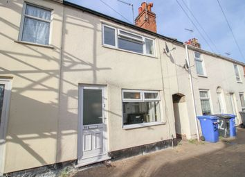 Thumbnail 2 bed terraced house for sale in Jacobs Street, Lowestoft
