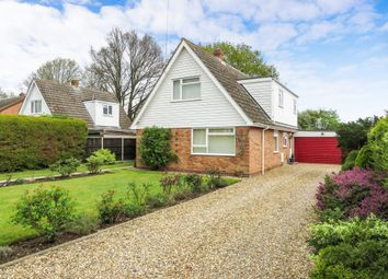 Thumbnail 4 bed property for sale in Kent Close, Attleborough