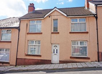 Thumbnail 4 bed terraced house for sale in Duffryn Street, Tir-Y-Berth, Hengoed