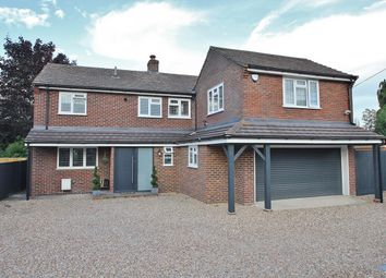 4 bed detached house for sale in Tidmarsh, Reading RG8