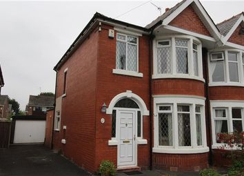 Thumbnail 3 bed property for sale in Gaythorne Avenue, Preston