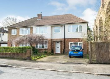 5 bed semi-detached house for sale in Thames Ditton, Esher, Surrey KT7
