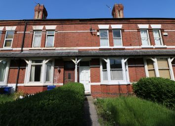 Thumbnail 2 bed terraced house for sale in St. Marys Road, Doncaster