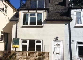 Thumbnail 3 bed terraced house to rent in Parsons Lane, Branscombe, Seaton, Devon