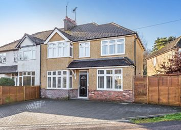 Thumbnail 4 bed semi-detached house for sale in Newstead Rise, Caterham
