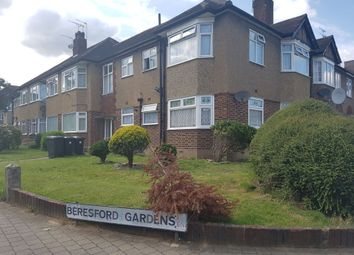 Thumbnail 2 bed maisonette to rent in Beresford Gardens, Enfield