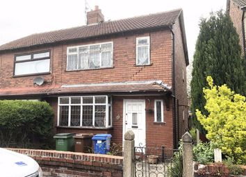 Thumbnail 3 bedroom semi-detached house for sale in All Saints Road, Heaton Norris, Stockport