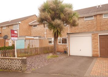 Thumbnail 3 bed terraced house to rent in Finch Close, Weston-Super-Mare, North Somerset