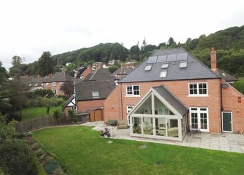 Thumbnail 5 bed detached house for sale in 6, Dolerw Park Drive, Milford Road, Newtown, Powys