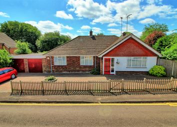 Thumbnail 3 bed detached bungalow for sale in Norfolk Road, Buntingford