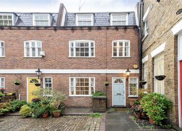 Thumbnail 4 bed terraced house to rent in Hereford Mews, London