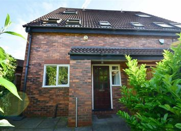 Thumbnail 1 bedroom semi-detached house to rent in Adamson Gardens, Didsbury, Manchester, Greater Manchester