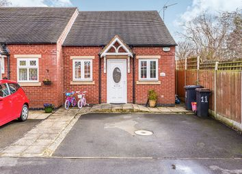 Thumbnail 2 bed bungalow to rent in Ashby Road, Measham, Swadlincote