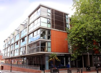 Thumbnail 1 bed flat for sale in Liverpool Road, Manchester
