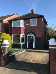 Thumbnail 3 bedroom detached house for sale in North Road, Manchester