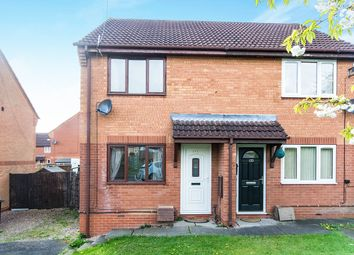 Thumbnail 2 bed semi-detached house for sale in Bailey Brook Crescent, Langley Mill, Nottingham