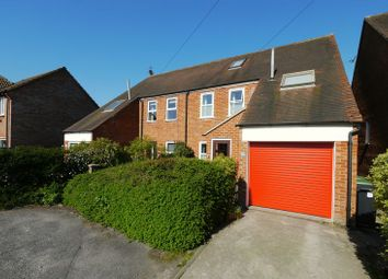 Thumbnail 4 bed semi-detached house for sale in One End Lane, Benson, Wallingford