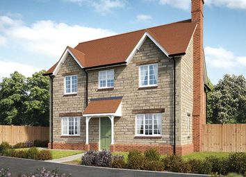 Thumbnail 4 bed detached house for sale in The Claydon, Off Rousham Road, Tackley, Oxfordshire