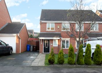 Thumbnail 2 bedroom semi-detached house for sale in Lynn Street, Weston Heights, Stoke-On-Trent
