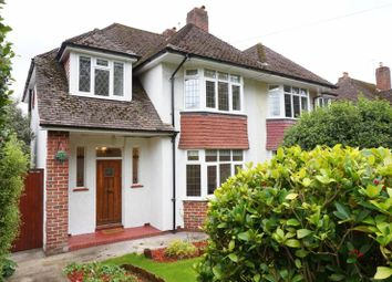 Thumbnail 3 bed semi-detached house to rent in Canford Lane, Westbury On Trym, Bristol