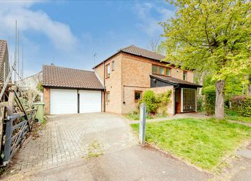 Thumbnail 4 bed detached house for sale in Old Groveway, Simpson, Milton Keynes