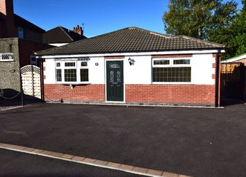 Thumbnail 2 bed bungalow for sale in Gwendolin Avenue, Birstall, Leicester