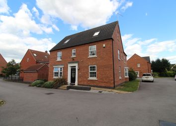 Thumbnail 5 bed detached house for sale in Langley Close, Bestwood Village, Nottingham