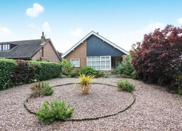 Thumbnail 3 bed bungalow for sale in Lowton Road, Lytham St Annes, Lancashire, England