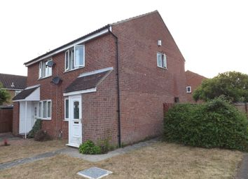 Thumbnail 2 bed end terrace house to rent in 58 Amderley Drive, Norwich