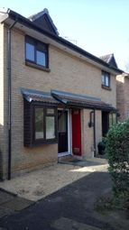 Thumbnail 1 bed end terrace house to rent in Harness Way, St.Albans