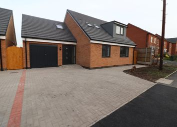 Thumbnail 4 bed detached house for sale in Millstone Lane, Queniborough, Leicestershire
