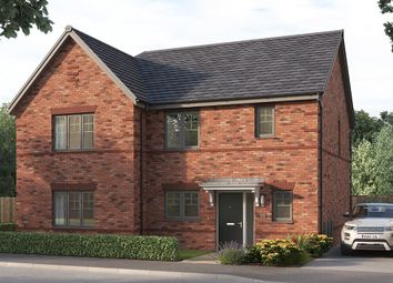 "Thumbnail 3 bed semi-detached house for sale in ""The Bampton Semi Detached"" at William Nadin Way, Swadlincote"
