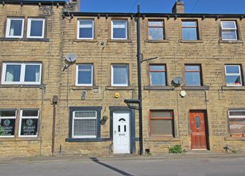 Thumbnail 2 bedroom terraced house for sale in Woodhead Road, Holmbridge, Holmfirth