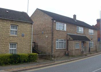 Thumbnail 2 bedroom flat to rent in Duck Street, Rushden