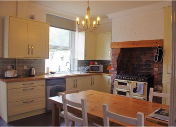 Thumbnail 3 bed terraced house for sale in Chatsworth Road, Harrogate