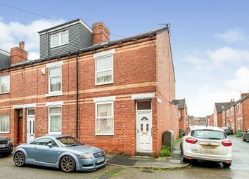 Thumbnail 2 bed end terrace house for sale in Ridgefield Street, Castleford, West Yorkshire