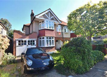 Thumbnail 3 bedroom semi-detached house for sale in Bryanston Avenue, Twickenham