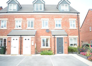 Thumbnail 3 bed town house for sale in Levett Court, Thurcroft, Rotherham