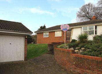 Thumbnail 3 bed detached bungalow for sale in Blackman Gardens, Aldershot