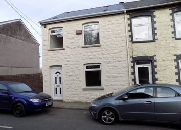 Thumbnail 3 bed terraced house to rent in Drysiog Street, Ebbw Vale