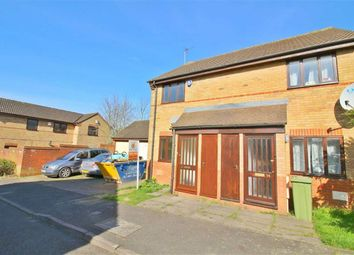 Thumbnail 2 bedroom semi-detached house for sale in Fryday Street, Leadenhall, Milton Keynes