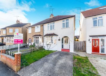Thumbnail 3 bed semi-detached house for sale in Sutton Road, St.Albans