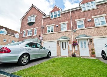 Thumbnail 3 bed town house to rent in Cavalier Court, Balby, Doncaster