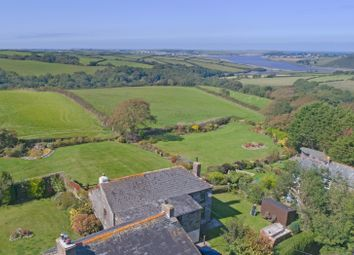 Thumbnail 4 bed farmhouse for sale in Whitecross, Wadebridge