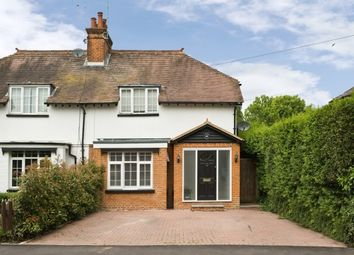 Thumbnail 3 bed property to rent in Station Road, Cobham