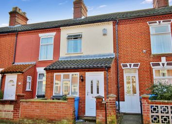 Thumbnail 3 bed terraced house for sale in St. Olaves Road, Norwich
