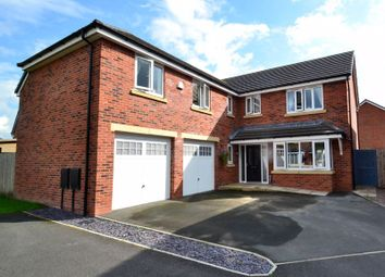 5 bed detached house for sale in Willowbank Close, Farington Moss, Leyland PR26