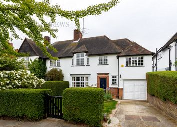 Thumbnail 4 bed semi-detached house for sale in Brentham Way, Ealing